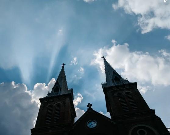 Notre Dame in Saigon Vietnam